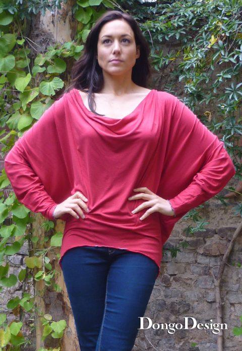 Fledermaus-Shirt Karin