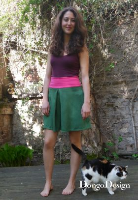 Jersey-Culotte Nina