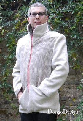 Men's Jacket Geometry