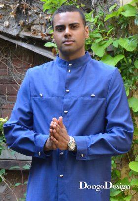 Herrenhemd Virgil